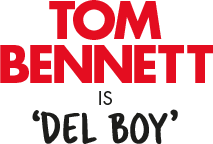 Tom Bennett is Del Boy